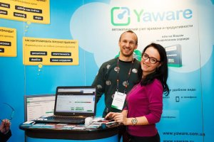 Yaware at e-Commerce. OWOX 2016