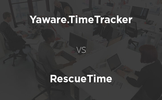 Yaware.TimeTracker против RescueTime